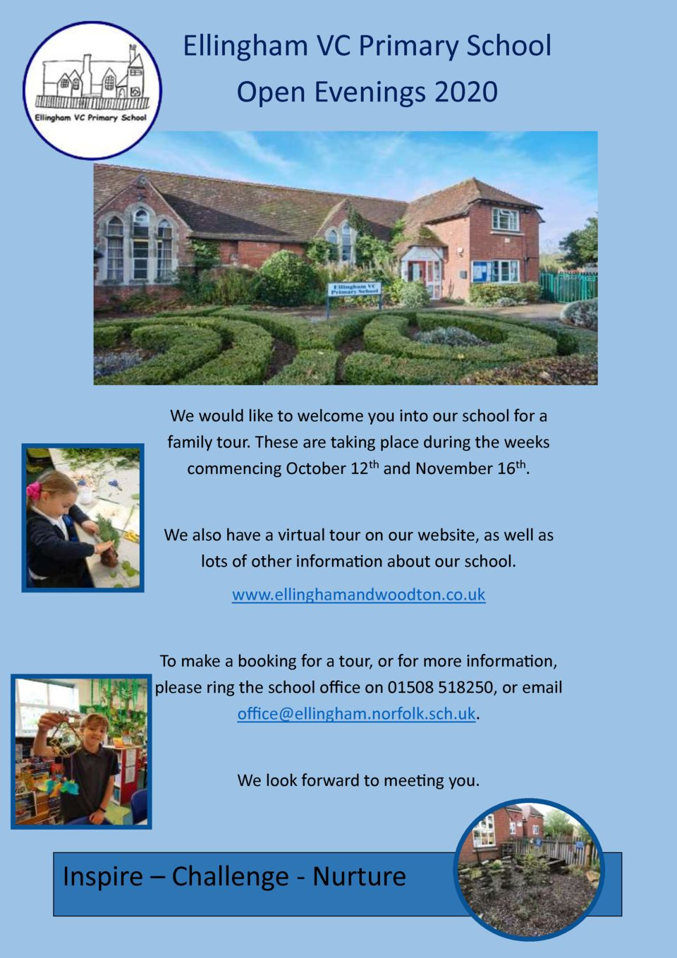 thumbnail of Ellingham Open Evening Flyer FINAL