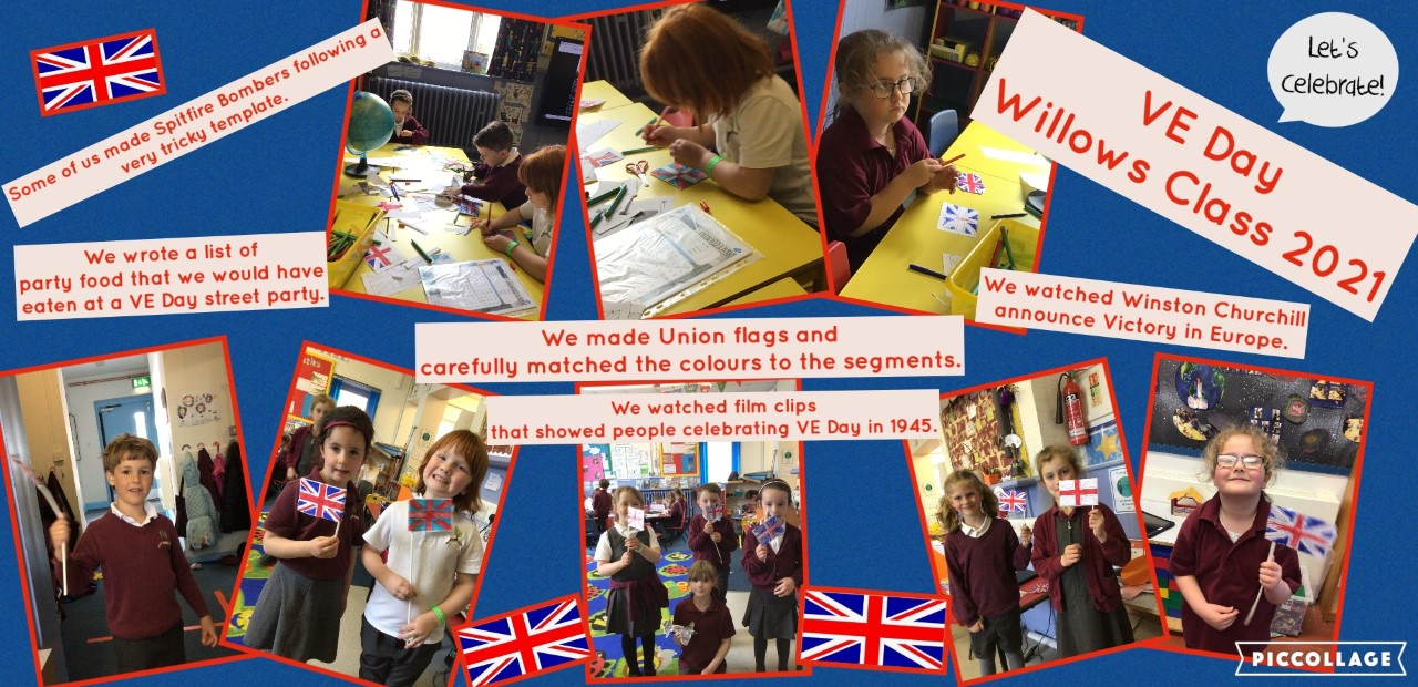 Willows VE Day 2021